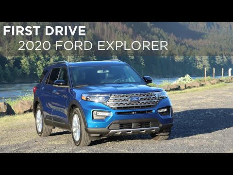 2020 Ford Explorer | First Drive | Driving.ca