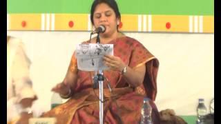WTC 2012 - Sangeetha Vedika - Muddugare Yashoda by Nithya Santoshini
