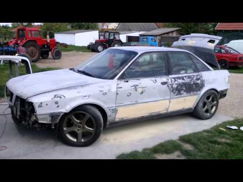 Audi 80 project 2015