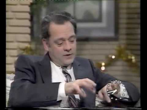 David Jason on TVam in 1984