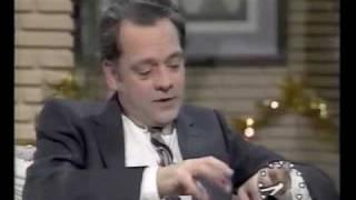 David Jason on TV-am in 1984