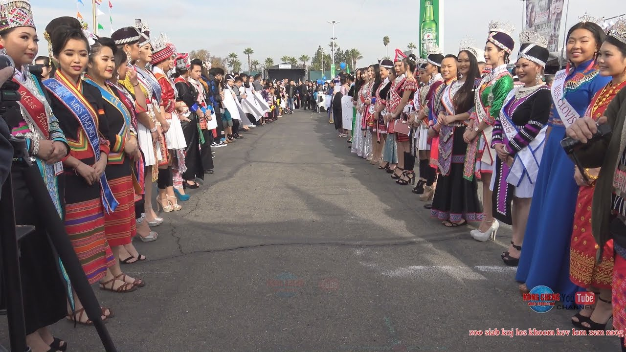FRESNO HMONG NEW YEAR 2019 LARGEST IN USA OPENING CEREMONY