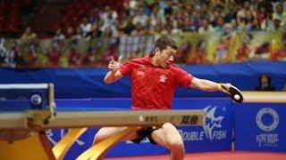 China Open 2014 Highlights: Xu Xin Vs Gao Ning (1/4 Final)