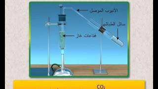 Science chapter animated content in arabic
