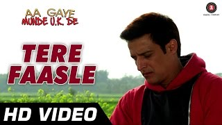 Tere Faasle Official Video HD | Aa Gaye Munde UK De | Jimmy Sheirgill, Neeru Bajwa