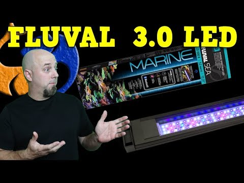 Fluval Sea Marine & Reef 3.0 LED Light Review and Comparison