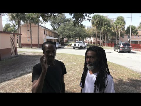 TAMPA FLORIDA PROJECTS / HOOD INTERVIEW