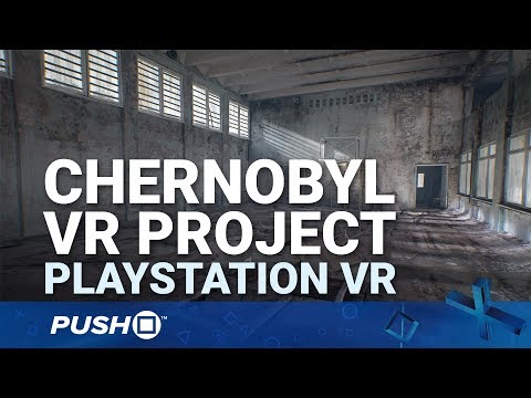 Chernobyl VR Project PS4: Touring Pripyat's Ghost Town | PlayStation VR | PS4 Pro Gameplay Footage