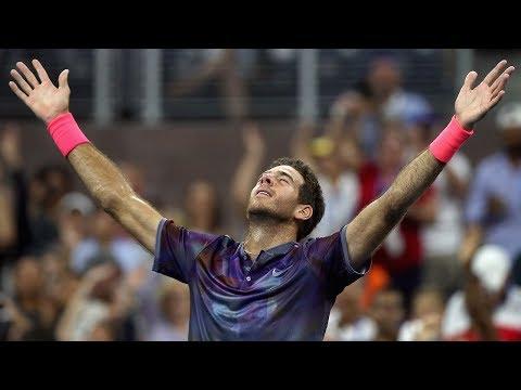 US Open 2017 In Review: Juan Martín del Potro