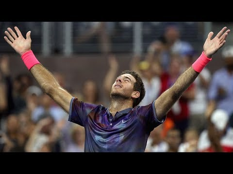 US Open Tennis 2017 In Review: Juan Martín Del Potro