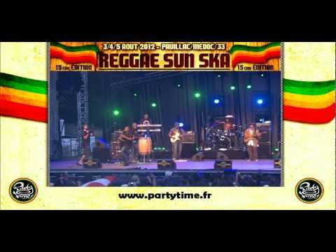 TARRUS RILEY - Live HD at Reggae Sun Ska 2012 by Partytime.fr