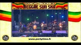 TARRUS RILEY - Live HD at Reggae Sun Ska 2012 by Partytime.fr