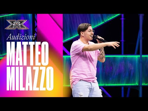X Factor 2021 AUDIZIONI 2   Matteo Milazzo fa divertire i giudici con BAMBOLA