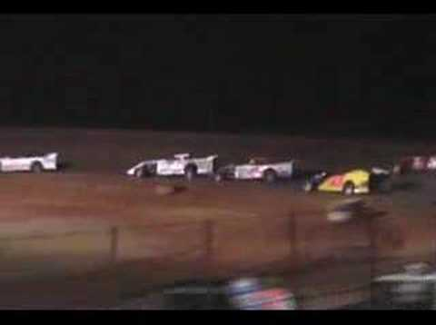9/22/07 Topless Heat Race Clay Walker @ CPS