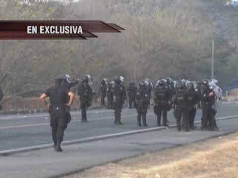 ZONA DE GUERRA EN FRONTERA EL AMATILLO