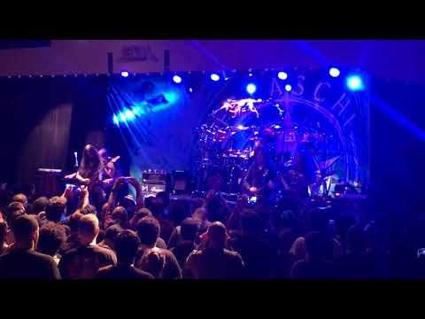 Edu Falaschi - Eyes Of Christ - Rebirth Of Shadows Tour - Teatro Rival RJ - 22/12/2017