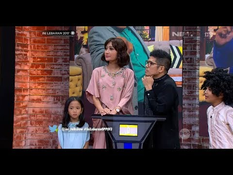 Ini Lebaran 2017- Keluarga Baim-Artika Sari Devi & Keluarga Andre Taulany-Rien Wartia Trigina (2/7)