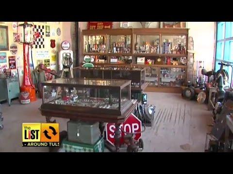 TULSA: Not Your Grandma's Antique Shop
