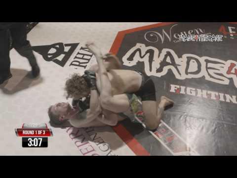 Made 4 The Cage 21 - Supremacy - Scott Devereux VS James Hendin