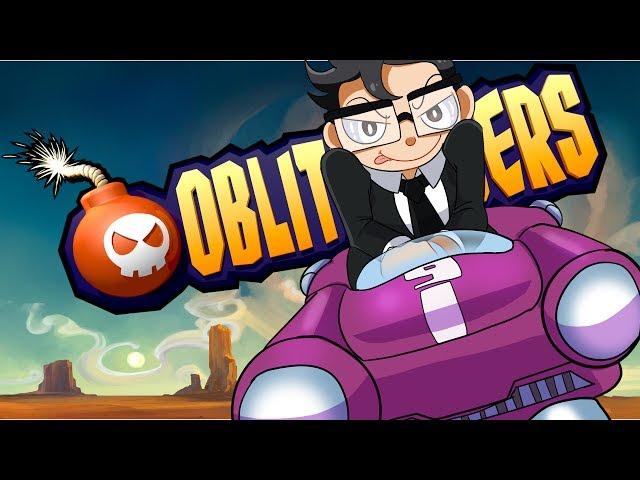 Obliteracers w/ Friends | Destroys Friendship! | Salt & Cursing Galore! #1