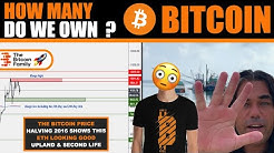 WOW 🚨 HOW MANY BITCOINS WE OWN ?🚨 WHAT TO EXPECT NEXT IN BTC PRICE AND WHAT'S THE NEW KILLER DAPP?