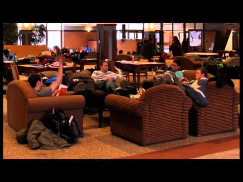 Houghton College Study Frenzy (with music!)