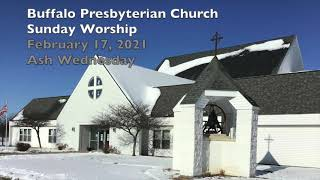 Worship 210217 (Ash Wednesday)