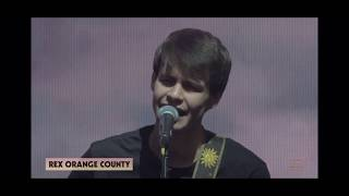 Rex Orange County - Camp Flog Gnaw 2018