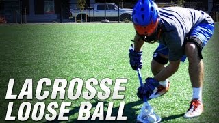 Kbands Lacrosse Loose Ball | Offensive Lacrosse Drills