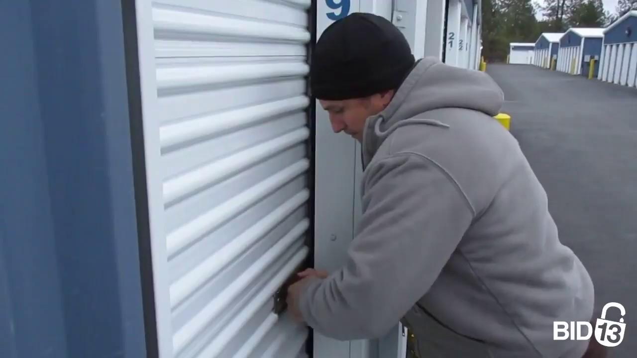 ABC Mini Storage Spokane North   Unit A 19