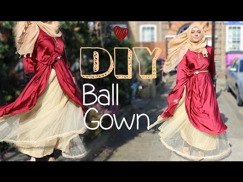Diyno sew ball gown youtube solutioingenieria Gallery