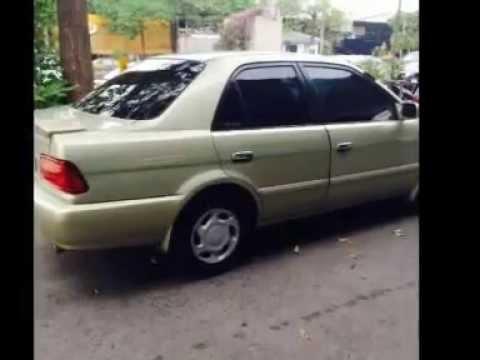 ขายรถบ้านโตโยต้า โซลูน่า 1.5 E ปี 2002