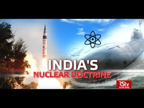 In Depth - India's Nuclear Doctrine
