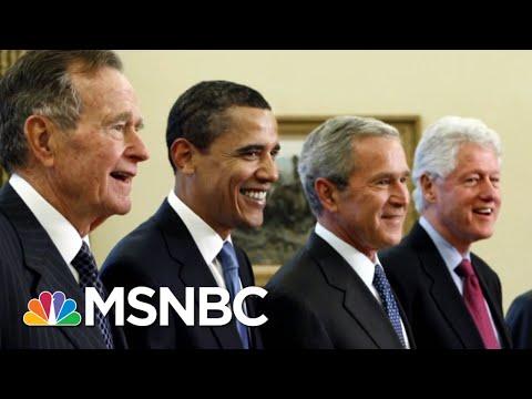 Joe: George H.W. Bush Was A Fundamentally Decent Man | Morning Joe | MSNBC