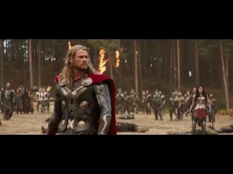 Thor 2 - O Mundo Sombrio  - Trailer 2 Oficial dublado