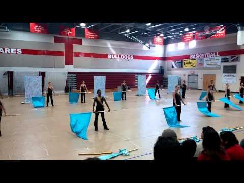 Lake Weir High School Gravity Indoor Guard