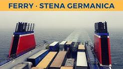 Passage on ferry STENA GERMANICA, Kiel - Göteborg (Stena Line)