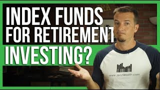📈 Index fund investing for retirement? | The Dough 💲how