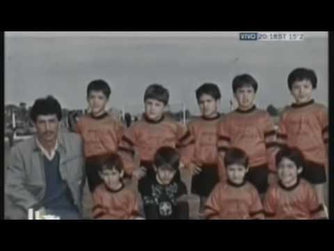 """""""Angel de un infierno encantador"""" (Video Oficial) - Homenaje a Angel Di María"""