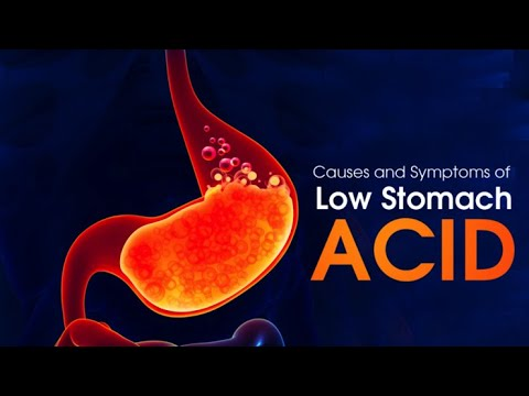7 Causes of Low Stomach Acid-