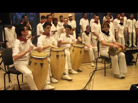 Indiana University Afro-Cuban Folkloric Ensemble