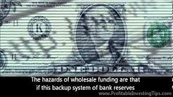 Hazards of Wholesale Funding
