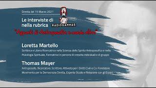 RADIO GAMMA 5 - Ospiti: Loretta Martello e Thomas Mayer