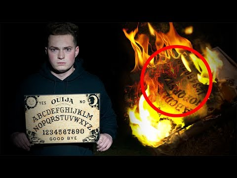 ONE LAST TIME.. OUIJA BOARD (WORST IDEA YET)