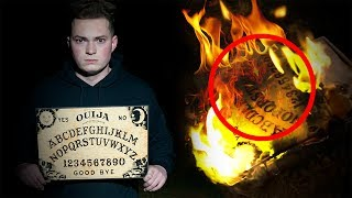 ONE LAST TIME.. OUIJA BOARD (WORST IDEA YET) thumbnail