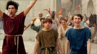 Plebs - Brand New Comedy Monday 10pm on ITV2