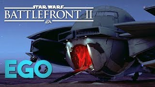 Star Wars Battlefront 2 - Scimitar First Person und Splitscreen Gameplay!  [Deutsch]
