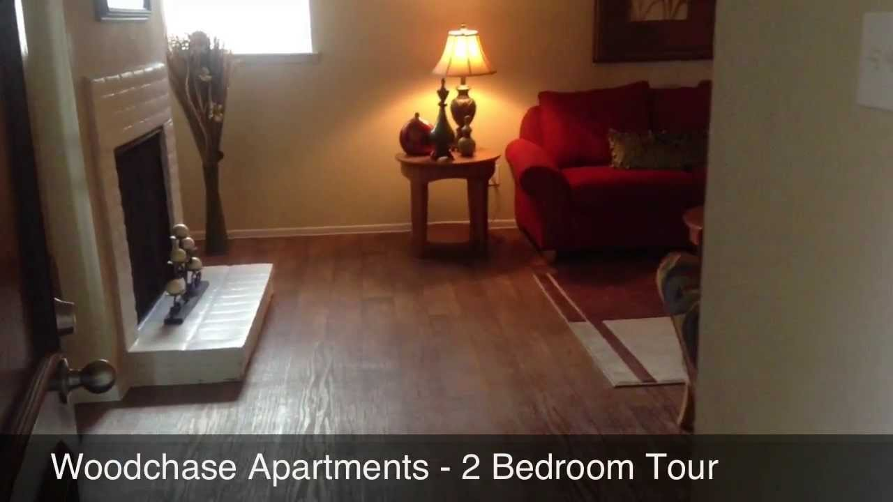 Woodchase 2 Bedroom Tour - YouTube