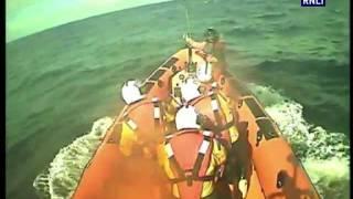 Bundoran Lifeboat & Irish Coast Guard Helicopter Rescue 118