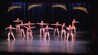 Shooting Stars Dance Company - 2013 Recital Opening Number